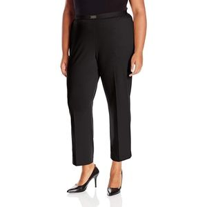 Alfred Dunner Womans Career Pants NWT